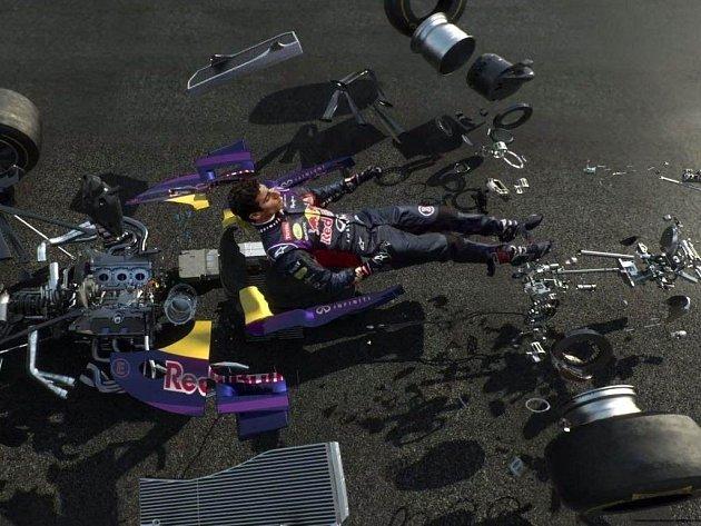 Tým Infiniti Red Bull Racing v povedeném videu ukazuje změny u monopostů F1.