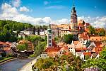 Český Krumlov - Ilustrační foto