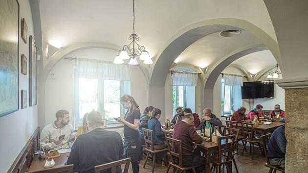 Restaurace v době koronaviru