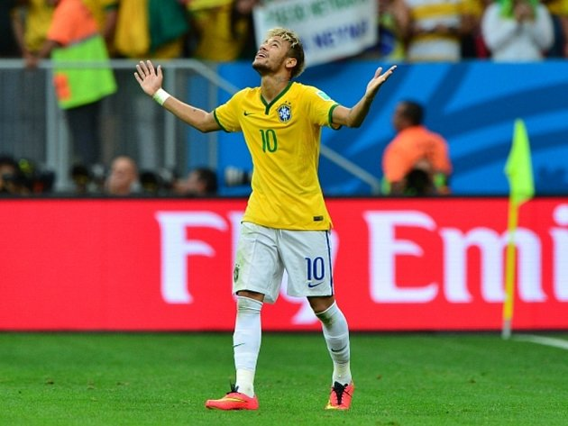 Opět zářil. Neymar pomohl sestřelit Kamerun dvěma góly.