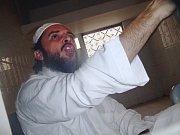 Džamál Badáví během soudního procesu v roce 2004