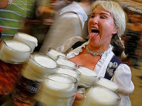 Tradiční Oktoberfest začal postosedmdesátéosmé v Mnichově,