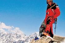 Výstupy na vrcholky hor lákají - ilustrační foto