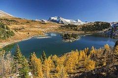 Národní park Banff v kanadské provincii Alberta