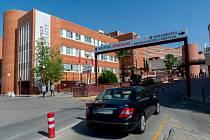 Nemocnice Hospital Clínico Universitario Virgen de la Arrixaca ve španělské Murcii.