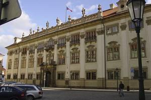 Nostický palác - Budova Ministerstva kultury na Maltézském náměstí