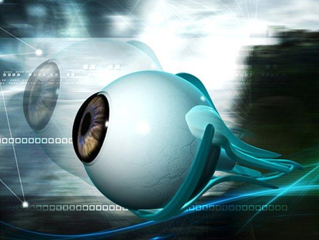 Péči o zrak Češi a Češky podle průzkumu podceňují, 44 procent nebylo na očním vyšetření posledních pět a více let.