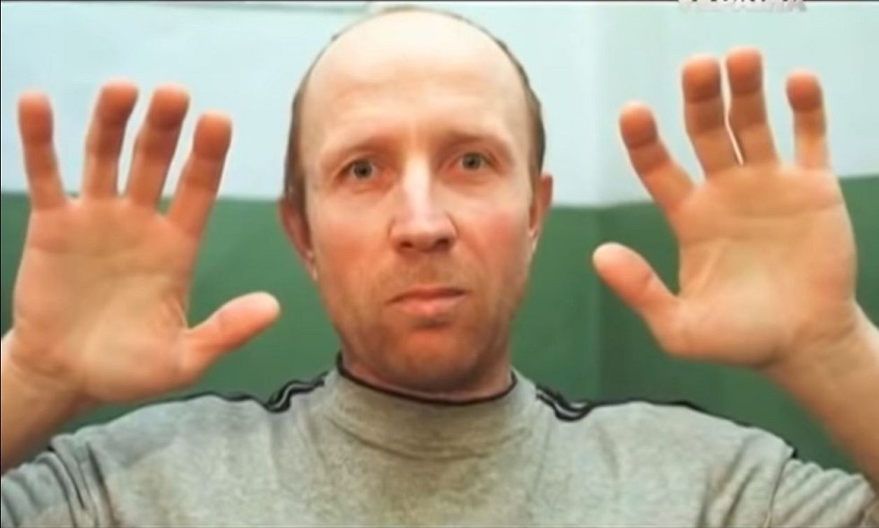 Anatolij Onoprienko po zatčení