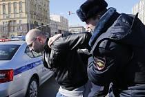 V Rusku probíhají demonstrace proti korupci.