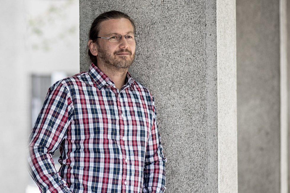 Stanislav Havlíček z Lékařů bez hranic poskytl rozhovor Deníku.