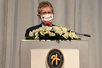 Předseda českého Senátu Miloš Vystrčil vystoupil 30. srpna 2020 v Tchaj-peji na Tchaj-wanu na večeři pořádaném tchajwanským ministrem zahraničí Josephem Wuem