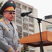 Ruský generál Nikolaj Fedorovič Tkačov