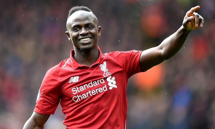 Útočník Liverpoolu Sadio Mane.