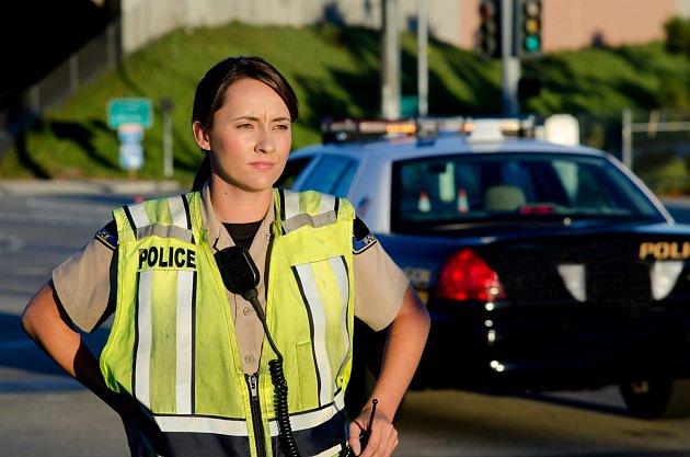 Policistka, ilustrační foto