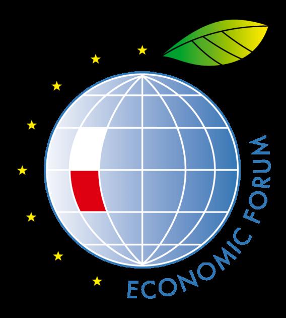 Světové ekonomické forum vpolské Krynici - logo
