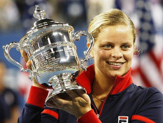 Belgičanka Kim Clijstersová dokázala podruhé v kariéře ovládnout US Open.