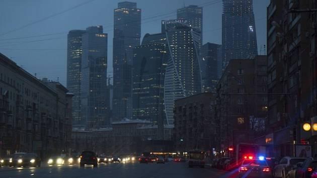 Moskva, ulice Moskvy