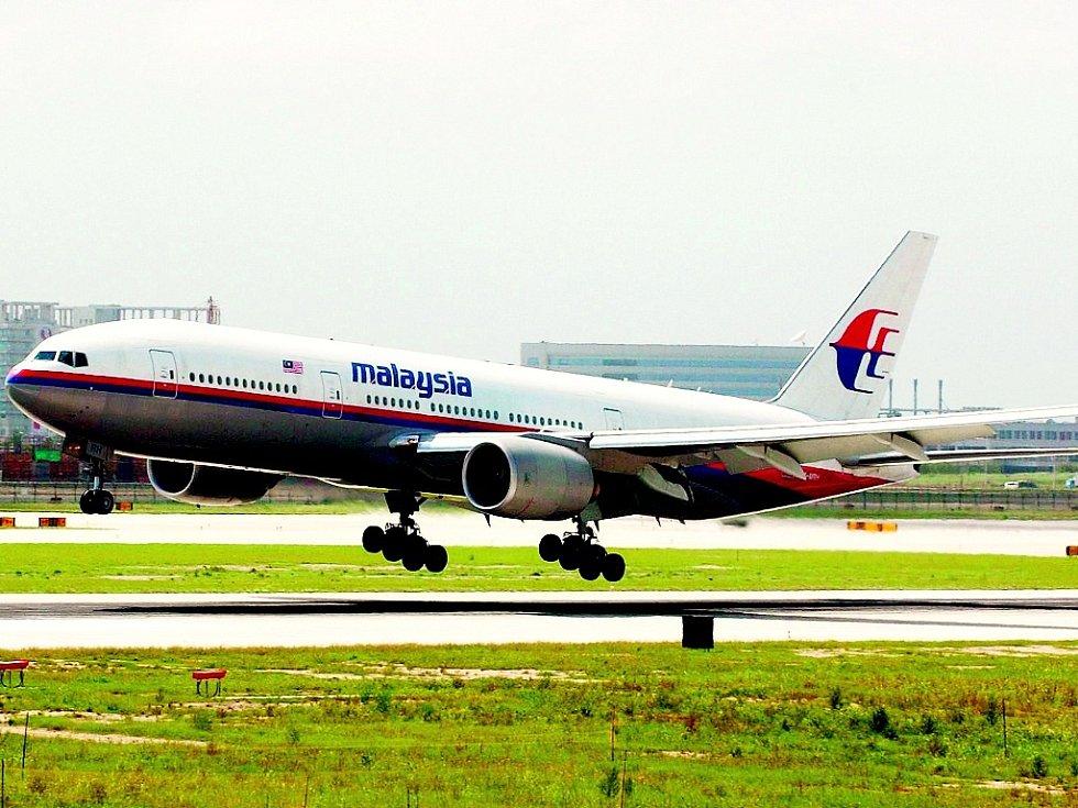 Letiště v Kuala Lumpur.