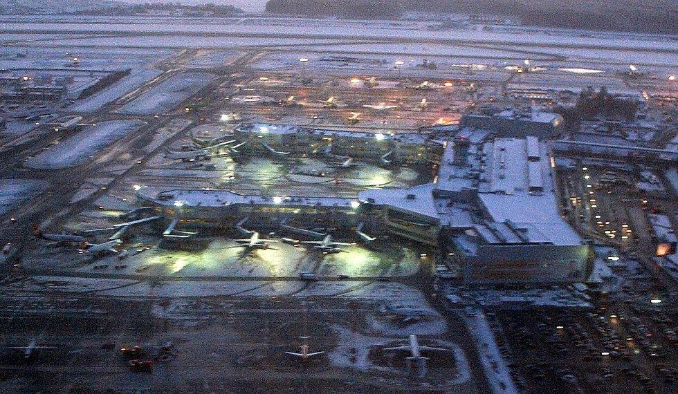 Letiště Domodědovo je největší z ruských letišť a patří i k největším v Evropě