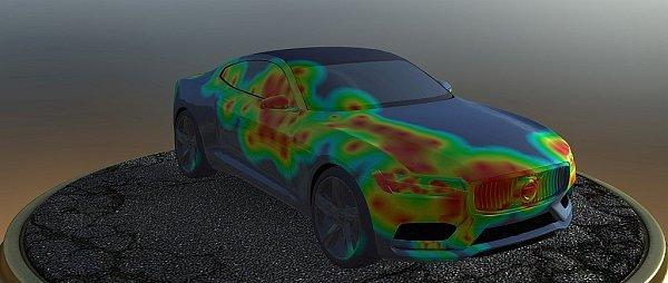 Volvo provedlo experiment, který měl zjistit, jakým způsobem ovlivňuje design pocity člověka.