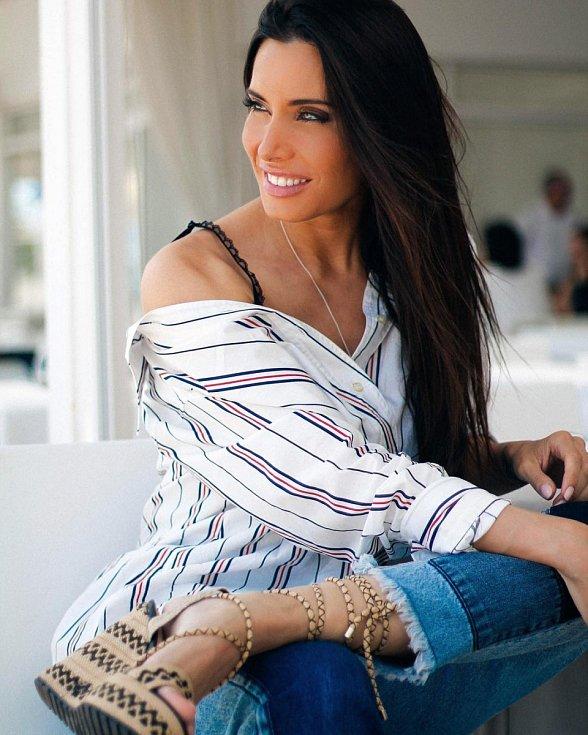 Pilar Rubiová, přítelkyně Sergio Ramose.
