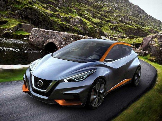 Koncept Nissan Sway.