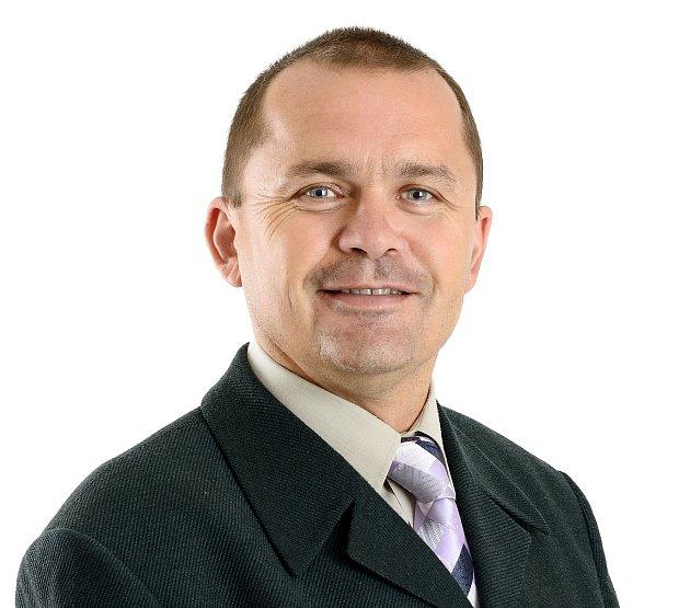 Petr Vašíček, ředitel ZŠ Zborovská, Tábor