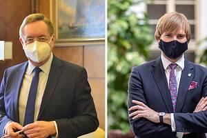 Ministr zdravotnictví Petr Arenberger končí. Nahradí ho exministr Adam Vojtěch.
