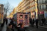 Neznámý útočník postřelil a pobodal ve francouzkém Marseille několik lidí