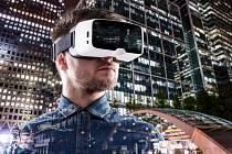 Brýle pro virtuální realitu - Ilustrační foto