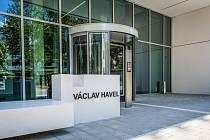 """Budova """"Václav Havel"""" ve Štrasburku"""