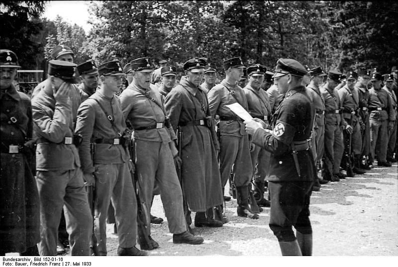 Koncetrační tábor v Dachau byl založen už v březnu 1933