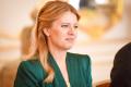 Slovenská prezidentka Zuzana Čaputová na návštěvě Česka