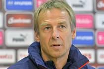 Trenér fotbalistů USA Jürgen Klinsmann.