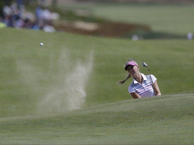 Golfistka Jessica Kordová.