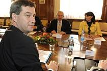 Bavorský ministr zdravotnictví a životního prostředí Markus Söder