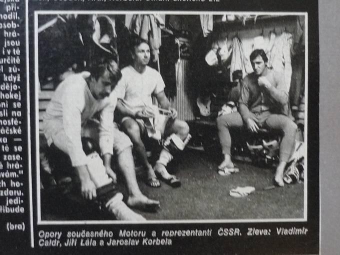 Hokej, seriál, OH 2018, hokejista Jaroslav Korbela, stříbro z OH 1984 v Sarajevu