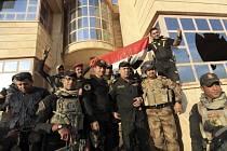 Irácká armáda dnes zahájila další operaci v rámci ofenzivy proti takzvanému Islámskému státu v Mosulu.