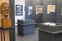 Stálá výstava reprodukcí děl malíře Mistra Jana Zrzavého v informačním centru je doplněna o dokumentaci z činnosti Společnosti Jana Zrzavého.