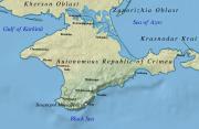 Poloostrov Krym patří od roku 2014 Rusku.