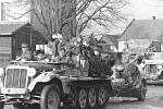 Německé jednotky při obléhání Breslau