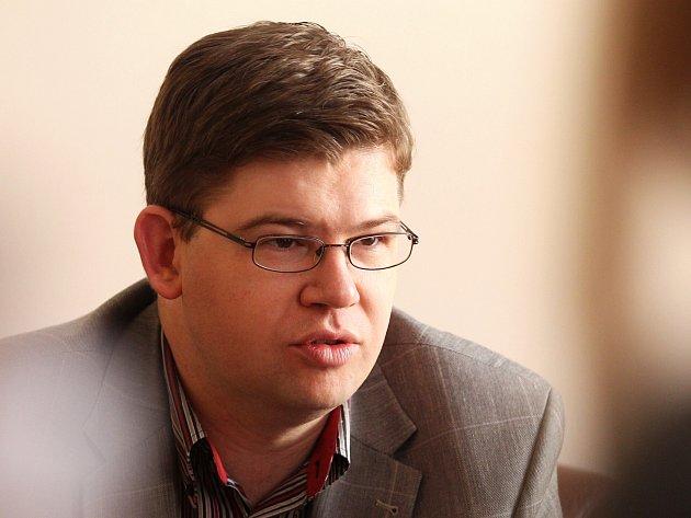 Jiří Pospíšil (ODS).