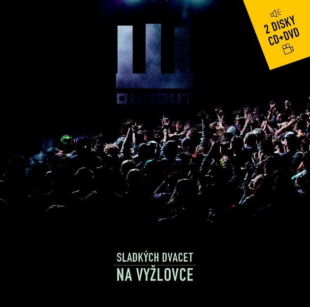 Booklet dvojdisku kapely Wohnout 'Sladkých dvacet na Vyžlovce'.