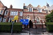 Thomas´s Preparatory School, kterou bude princ navštěvovat
