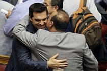 Řecký parlament dnes s přispěním opozice schválil použití reformních návrhů řecké vlády jako základu pro jednání s věřiteli o získání nové finanční pomoci.