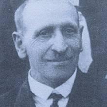Alžbětin dědeček Julius Morgenstern. Ani on holocaust nepřežil.
