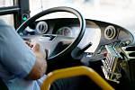 Mezi ohrožené zaměstnání patří například řidič autobusu.