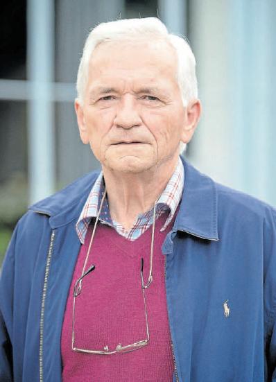 Jaroslav Dusílek, člen prezidia a ekonom Park Golf Clubu Ostrava