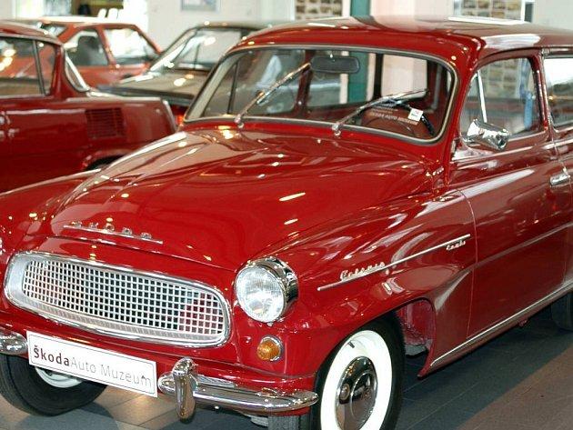 I když patří Škodovka mezi nejčastěji zaregistrované auto, starší kousky uvidíte ale spíše v muzeu než na silnici.