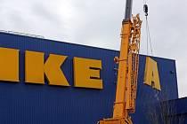 Obchodní dům IKEA. Ilustrační foto.
